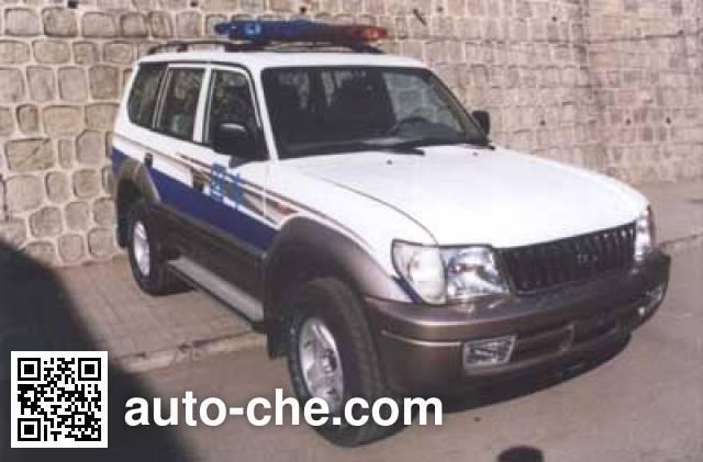 BAIC BAW BJ5030XQC21 prisoner transport vehicle