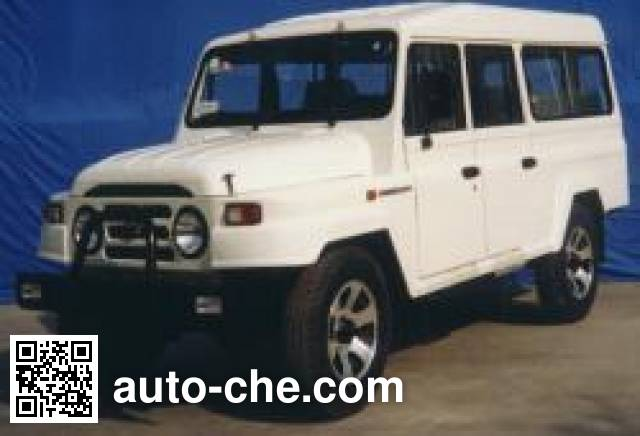 BAIC BAW BJ5030XQCHF1 prisoner transport vehicle
