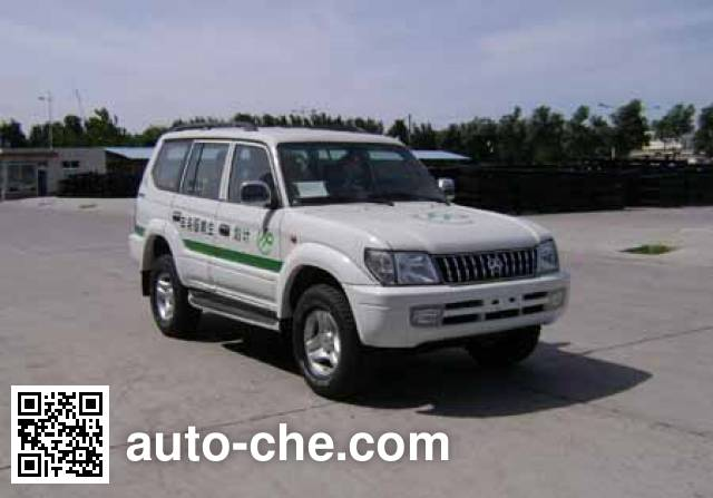 BAIC BAW BJ5030XSY24 family planning vehicle