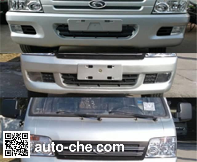 Foton BJ5030XXY-S4 box van truck