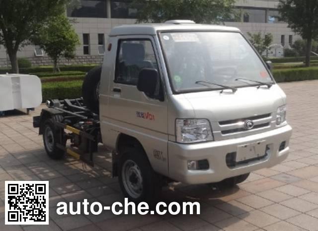 Foton BJ5030ZXX-AA detachable body garbage truck