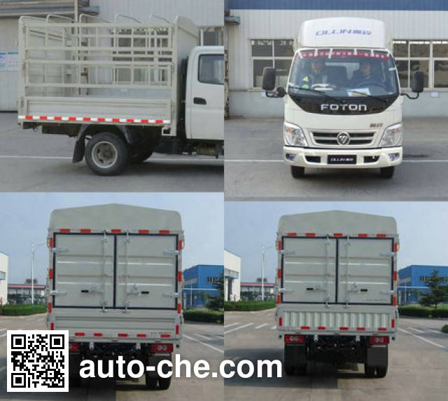 Foton BJ5031CCY-AA stake truck
