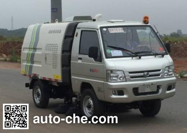 福田牌BJ5032TSLE5-H1扫路车