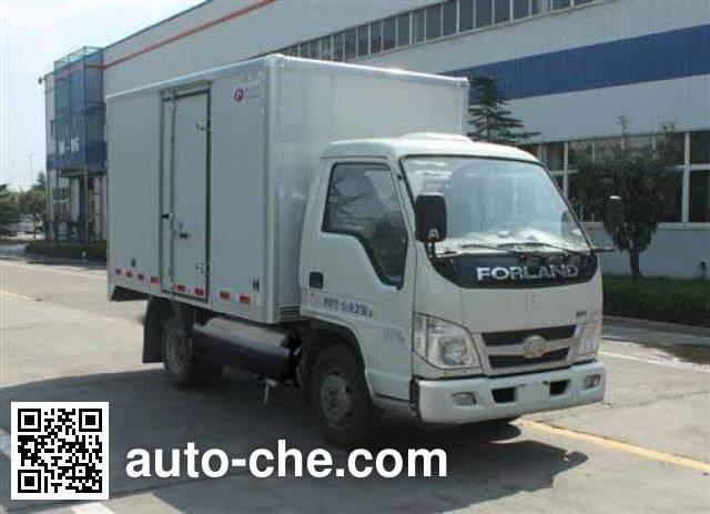 福田牌BJ5032XXY-AD厢式运输车