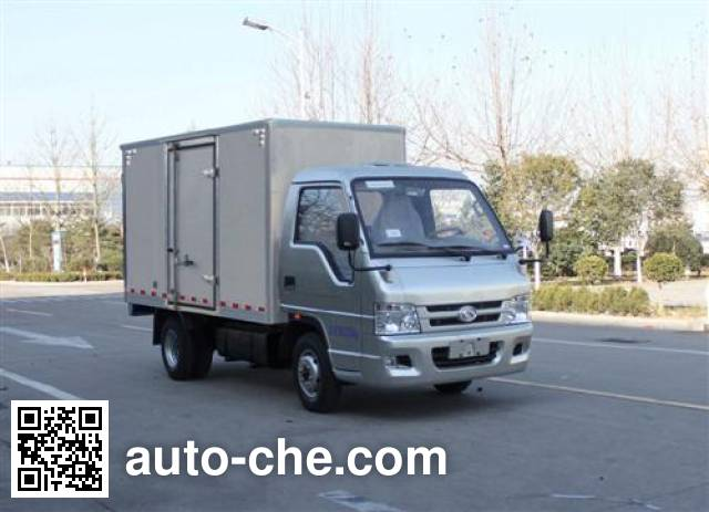 Foton BJ5032XXY-N4 box van truck