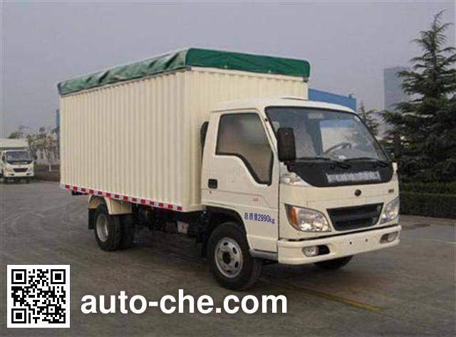 Foton BJ5033V3BD6-S1 soft top box van truck