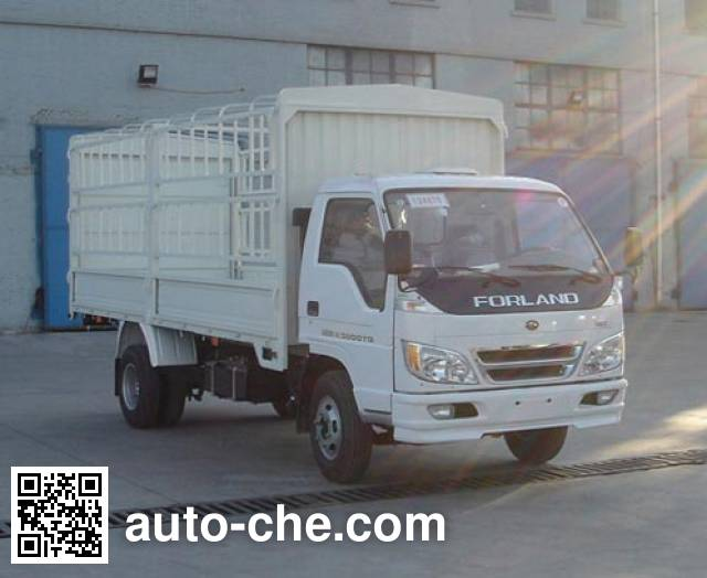 Foton Forland BJ5033V3BE6-MA грузовик с решетчатым тент-каркасом