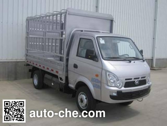 Heibao BJ5035CCYD50TS грузовик с решетчатым тент-каркасом