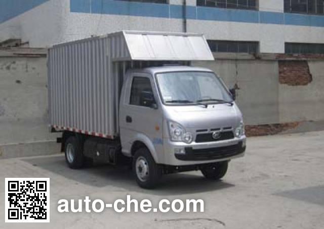 Heibao BJ5035XXYD50TS box van truck