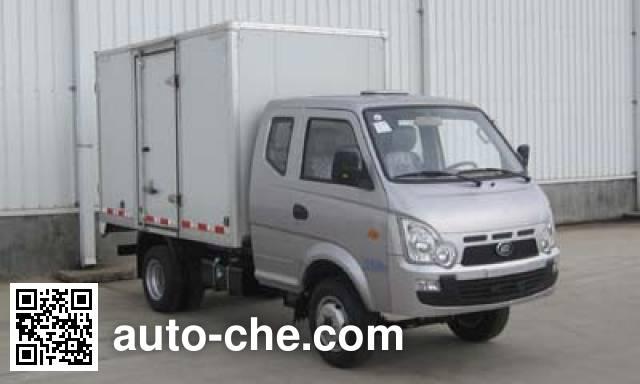 Heibao BJ5035XXYP30JS box van truck
