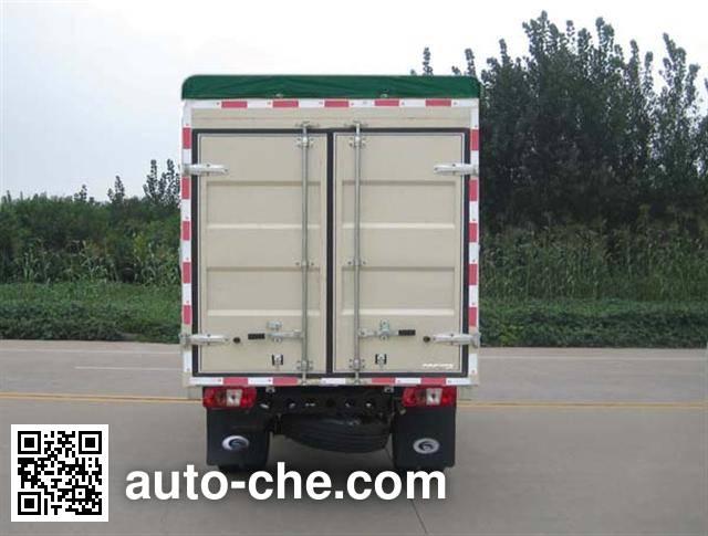 Foton BJ5036CPY-D soft top box van truck