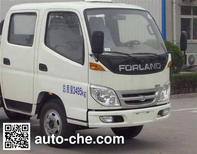 Foton BJ5036V3DB4-C soft top box van truck