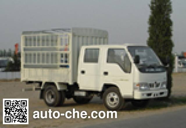 Foton Forland BJ5036V3DE6-5 грузовик с решетчатым тент-каркасом