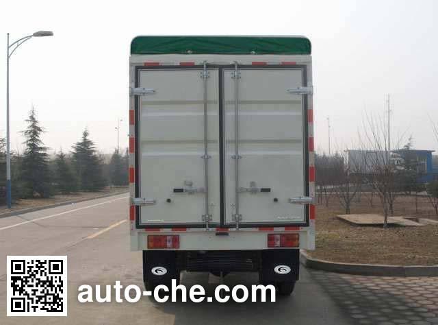 Foton BJ5036V4BB4-C soft top box van truck