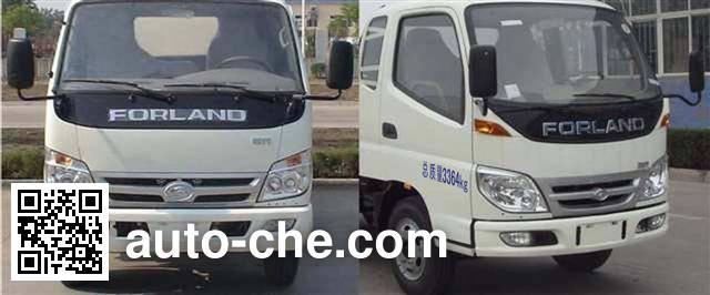 Foton BJ5036V4CB4-C soft top box van truck