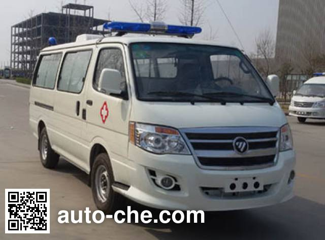 Foton BJ5036XJH-V1 ambulance