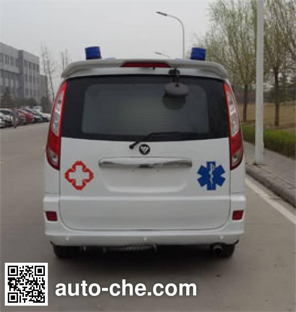 Foton BJ5036XJH-V2 автомобиль скорой медицинской помощи