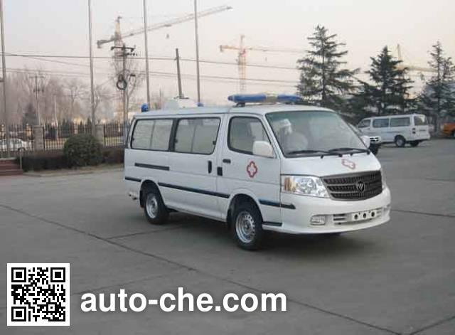 Foton BJ5036XJH-X1 автомобиль скорой медицинской помощи