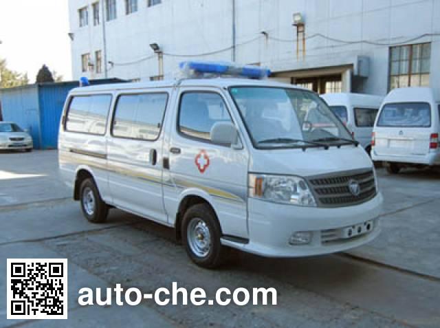 Foton BJ5036XJH-XF автомобиль скорой медицинской помощи