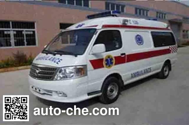 Foton BJ5036XJH-XG автомобиль скорой медицинской помощи