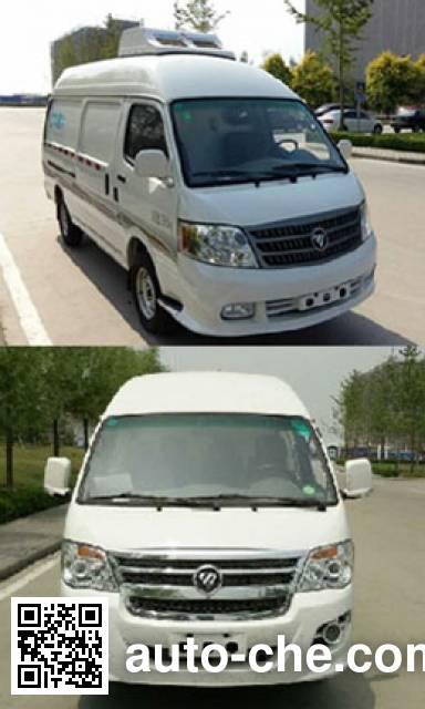 福田牌BJ5036XLC-XE冷藏车