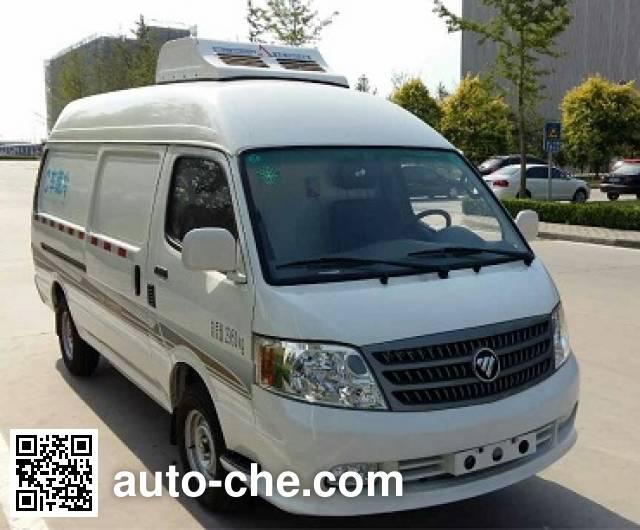 福田牌BJ5036XLC-XF冷藏车