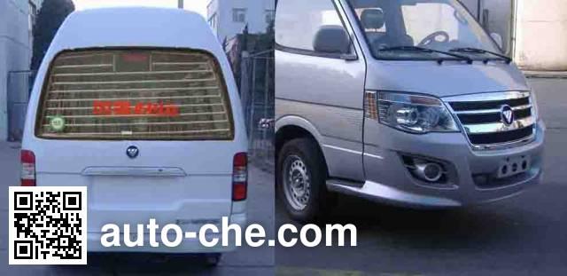 Foton BJ5036XQC-X1 prisoner transport vehicle