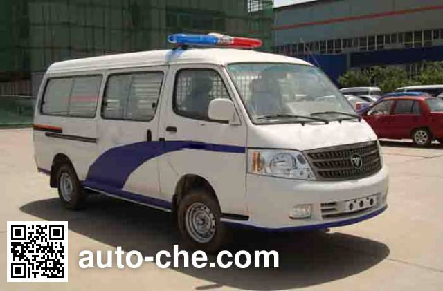 Foton BJ5036XQC-X2 prisoner transport vehicle