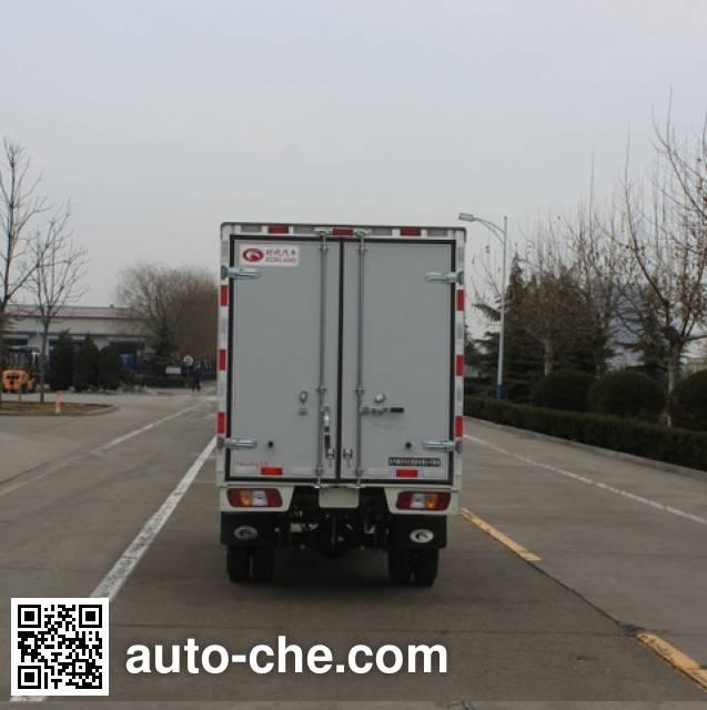 Foton BJ5036XXY-BC box van truck