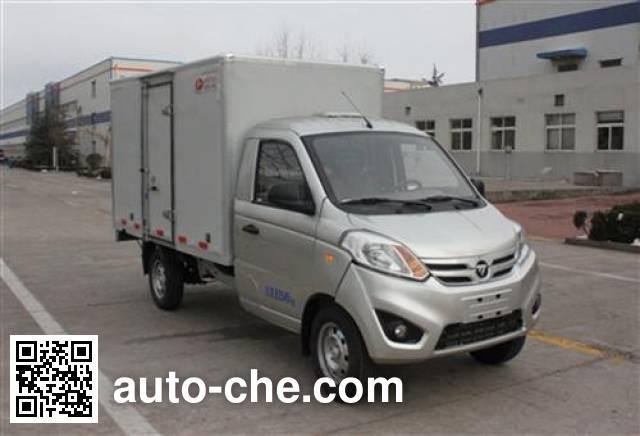 Foton BJ5036XXY-AA box van truck