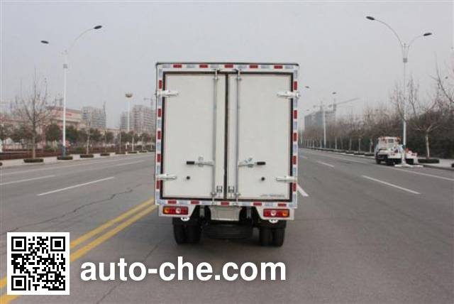 Foton BJ5020XBW-X1 insulated box van truck