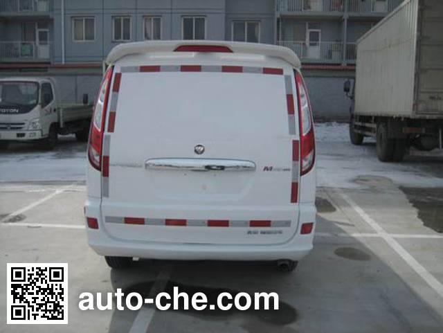 Foton BJ5036XXY-XA box van truck