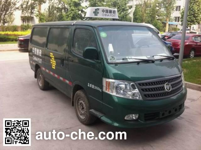 Foton BJ5036XYZ-AB postal vehicle