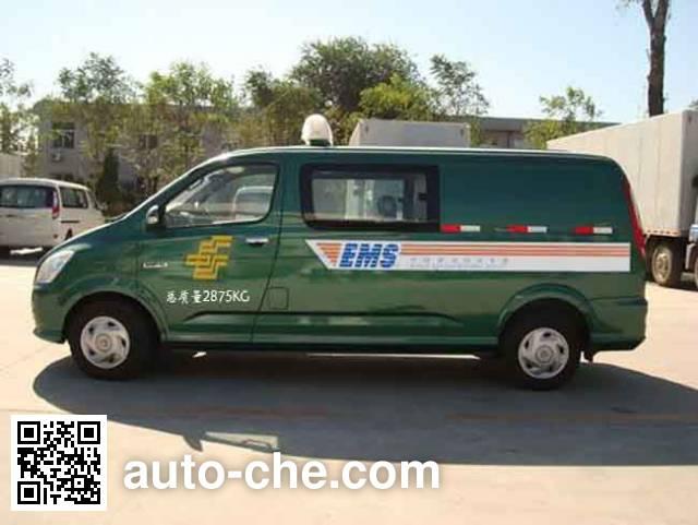 Foton BJ5036XYZ-XC postal vehicle