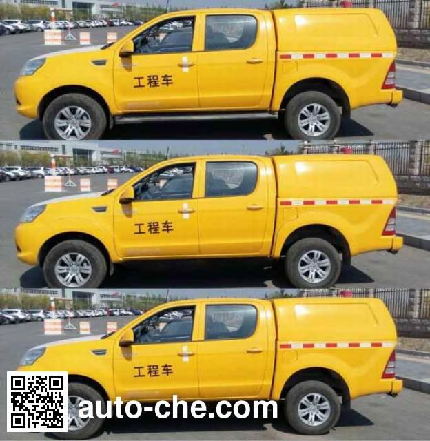 Foton BJ5037XGC-A2 engineering works vehicle
