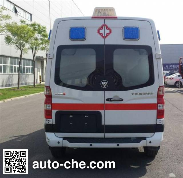 Foton BJ5038XJH-BA автомобиль скорой медицинской помощи