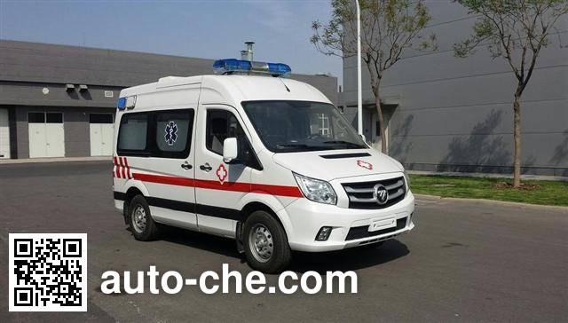 Foton BJ5038XJH-BA ambulance