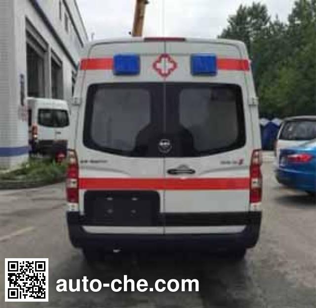 Foton BJ5038XJH-V2 автомобиль скорой медицинской помощи