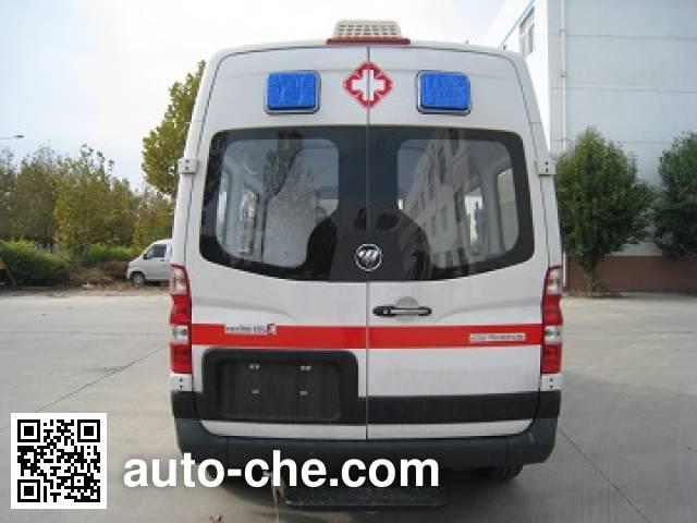 Foton BJ5038XJH-XF автомобиль скорой медицинской помощи
