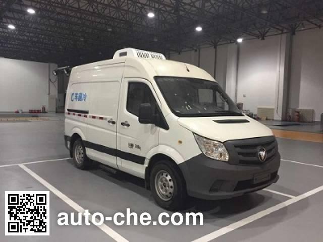 福田牌BJ5038XLC-V1冷藏车