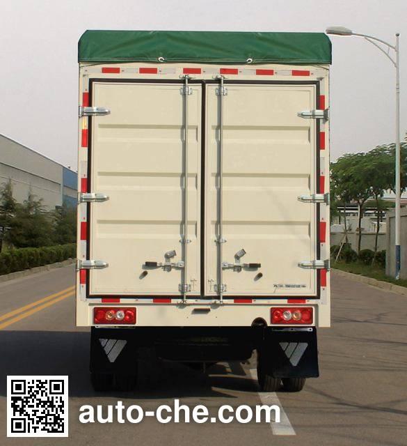 Foton BJ5039CPY-BA soft top box van truck