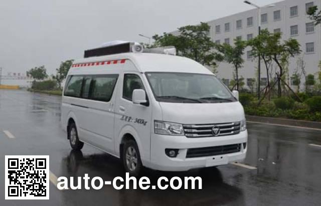 Foton BJ5039XDW-V1 mobile shop