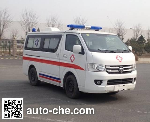 Foton BJ5039XJH-A5 ambulance