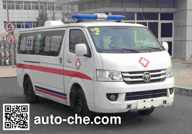 Foton BJ5039XJH-C5 автомобиль скорой медицинской помощи