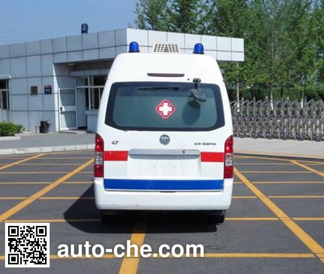 Foton BJ5039XJH-CC автомобиль скорой медицинской помощи