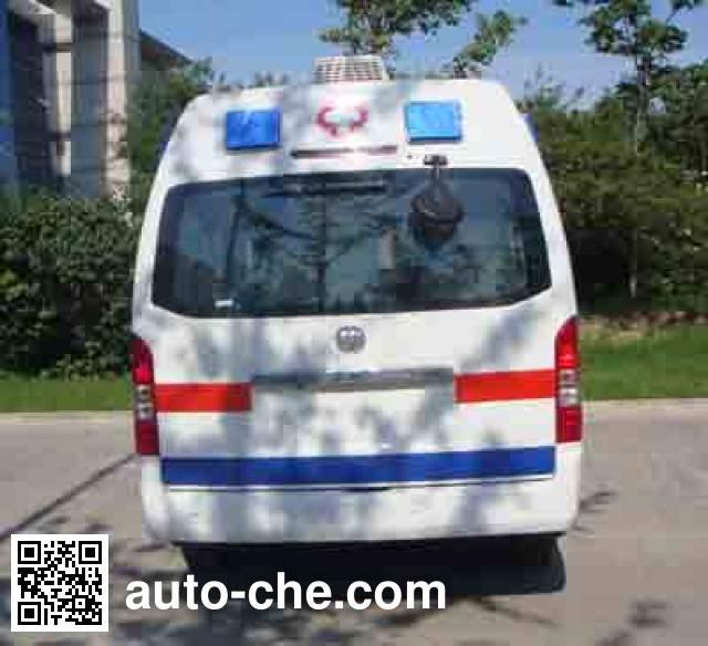 Foton BJ5039XJH-AA автомобиль скорой медицинской помощи