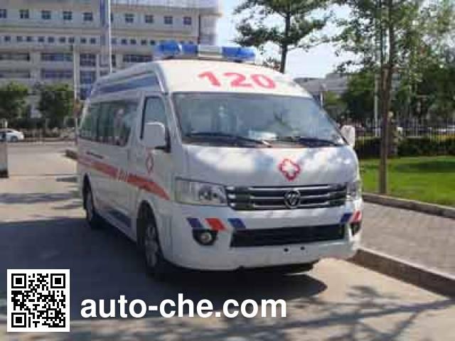 Foton BJ5039XJH-E5 автомобиль скорой медицинской помощи