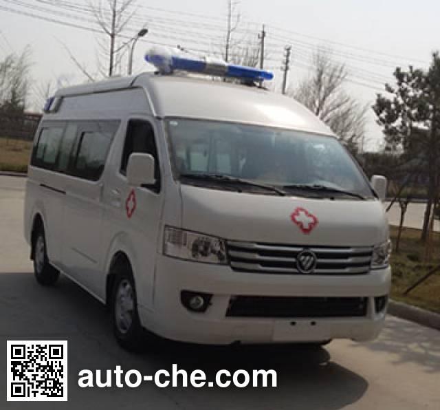 Foton BJ5039XJH-XA ambulance