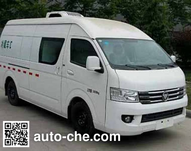 Foton BJ5039XLC-AB refrigerated truck