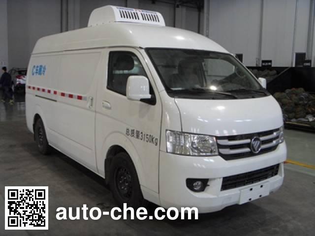 福田牌BJ5039XLC-CC冷藏车
